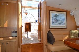 76' Admiral Custom Performance Sailing Yacht 1999 SALON