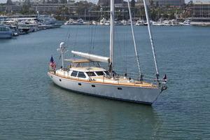 76' Admiral Custom Performance Sailing Yacht 1999 EXTERIOR