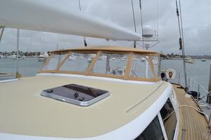 76' Admiral Custom Performance Sailing Yacht 1999 BIMINI