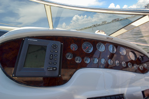 48' Sunseeker 48 Superhawk 1998 Dash