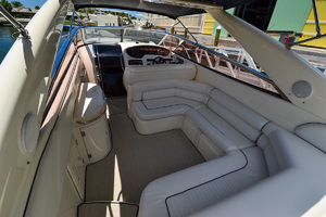 50' Sunseeker 48 Superhawk 1998 Seatin