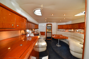 50' Sunseeker 48 Superhawk 1998 Cabin