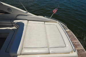 48' Sunseeker 48 Superhawk 1998 Sunpad