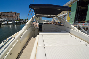 48' Sunseeker 48 Superhawk 1998 Entry