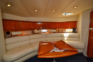 48' Sunseeker 48 Superhawk 1998 Salon