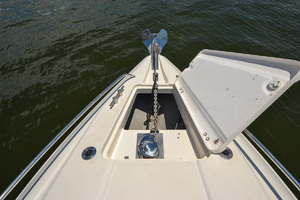 50' Sunseeker 48 Superhawk 1998 New Windlass