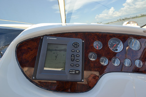 48' Sunseeker 48 Superhawk 1998 FurunoRadar
