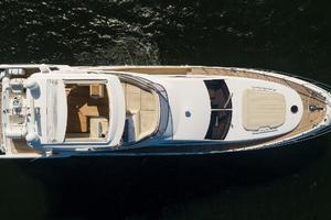 70' Azimut Flybridge 2011 BirdsEyeView
