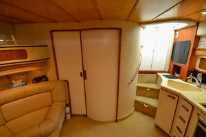 49' Sea Ray 440 Sundancer 1994 Mid Cabin Door