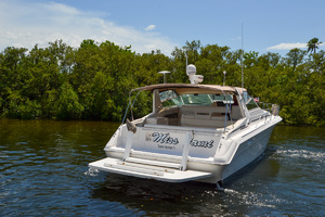 49' Sea Ray 440 Sundancer 1994 Swim Platform