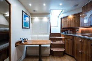 53' Viking 52 Sport Tower 2018 Cabin Entry