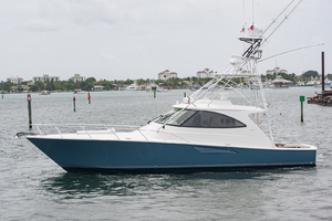52' Viking 52 Sport Tower 2018 Port Side