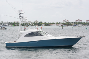 52' Viking 52 Sport Tower 2018 Starboard Side
