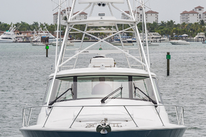 53' Viking 52 Sport Tower 2018 Bow