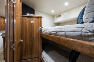 52' Viking 52 Sport Tower 2018 Starboard Stateroom
