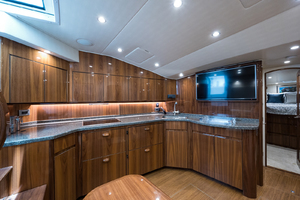 52' Viking 52 Sport Tower 2018 Galley
