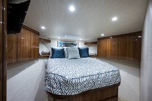 52' Viking 52 Sport Tower 2018 Master Stateroom