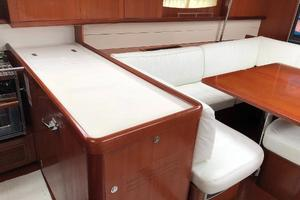 49' Beneteau America 49 2007 Galley counter with lots of working space