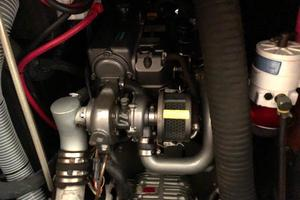 49' Beneteau America 49 2007 Engine Yanmar 76HP