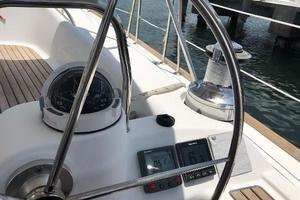 49' Beneteau America 49 2007 Starboard steering station
