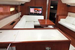 49' Beneteau America 49 2007 View from the galley