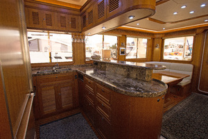 59' Selene  2008 Galley