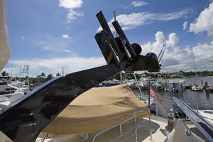59' Selene  2008 Folding Mast
