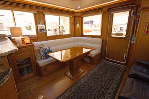 59' Selene  2008 Salon Starboard