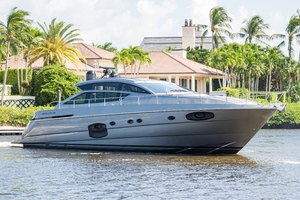 62' Pershing Express Cruiser 2014