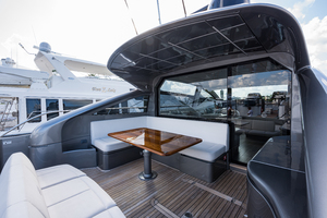 62' Pershing Express Cruiser 2014 Sunshine