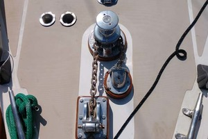 40' Hinckley Bermuda 40 MK III Sloop 1979 Windlass