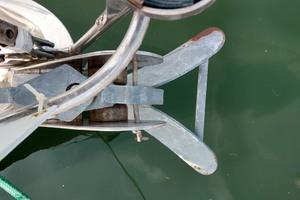 40' Hinckley Bermuda 40 MK III Sloop 1979 Anchor