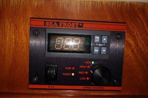 40' Hinckley Bermuda 40 MK III Sloop 1979 Sea Frost Control Panel