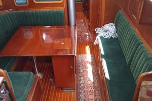 40' Hinckley Bermuda 40 MK III Sloop 1979 Cabin Interior