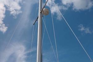 40' Hinckley Bermuda 40 MK III Sloop 1979 Mast Spreader