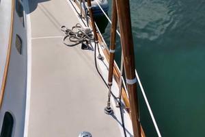 40' Hinckley Bermuda 40 MK III Sloop 1979 Rigging Sheaths