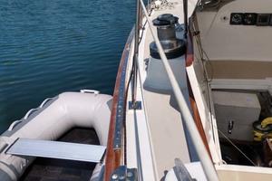 40' Hinckley Bermuda 40 MK III Sloop 1979 Portside Deck