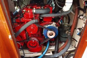 40' Hinckley Bermuda 40 MK III Sloop 1979 Westerbeke Engine