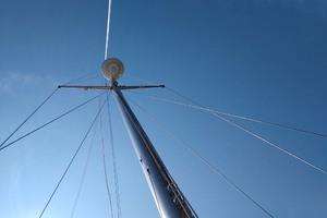 40' Hinckley Bermuda 40 MK III Sloop 1979 Mast View