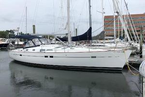 43' Beneteau America 423 2004 Starboard profile