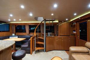64' Viking 64 Enclosed Bridge 2008