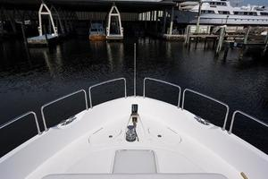 72' Hatteras 72 Motor Yacht 2008 Bow