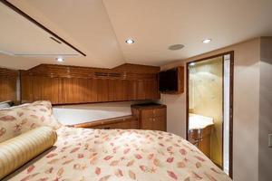 72' Hatteras 72 Motor Yacht 2008 VIP Guest Stateroom to Starboard