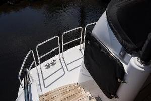 72' Hatteras 72 Motor Yacht 2008 Stairs to Swim Platform Starboard