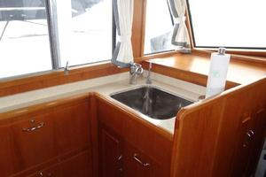 47' Grand Banks Heritage 47 Eu 2006 Galley