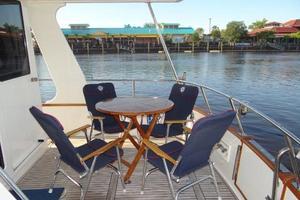 47' Grand Banks Heritage 47 EU 2006 Aft Deck