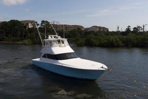 52' Viking Convertible 2002