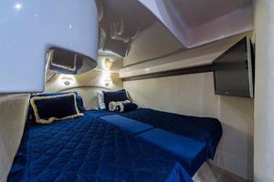 42' Regal 42 Sport Coupe 2013 Guest Stateroom