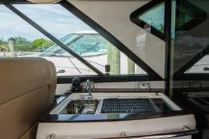 42' Regal 42 Sport Coupe 2013 Helm Deck Grill
