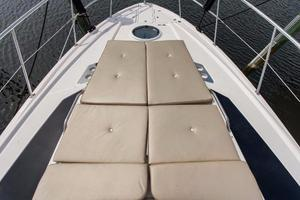 42' Regal 42 Sport Coupe 2013 Bow with Sun Pads